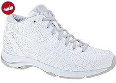Patriot 9, Chaussures de Running Femme, Blanc (White/Silver/Fuchsia Purple 0193), 39.5 EUAsics