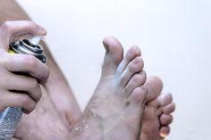 Una receta casera para los hongos en los pies - Otra Medicina