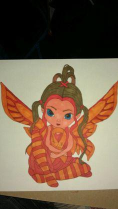 Lukemia fairy