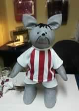 """""""Timbu"""" mascote de um time de futebol pernambucano (Náutico)"""