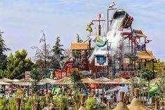Dieser magische Wasserpark bietet eine aufregende und unvergessliche Flucht aus der alltäglichen Sorgen und Probleme.