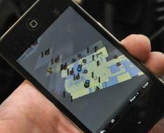 UNC Charlotte test full 3D emergency response app.