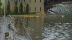 Chicago Riverwalk Floods Amid Heavy Rain - NBC Chicago