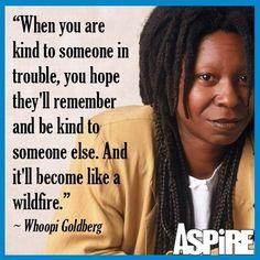 Whoopi Goldberg, quote