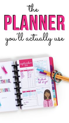 With so many planners to choose from, how do you choose the one that will work best for you? Here are some tips for how to pick your perfect planner.