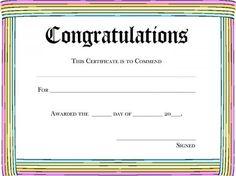 Basketball Participation Certificate Certificate