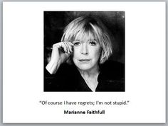 Marianne Faithful Woman Quotes, Einstein, Musicians, Faith, Live, Words, Illustration, Quotes By Women, Illustrations
