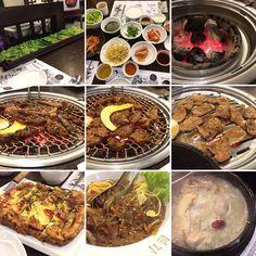 Bornga Korean BBQ Restaurant 본가 本家...