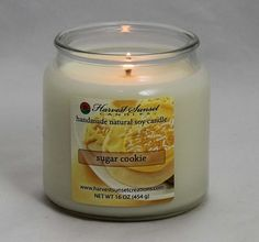 Our Sugar Cookie candle will make you think you have something sweet baking in the oven!