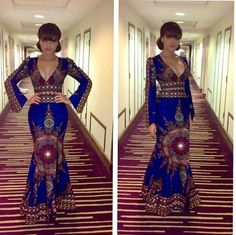Dasmina Set by THEAFRICANSHOP on Etsy, £180.00