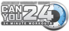Can You 24? As if the 24 Day Challenge could get any better!! So excited for the complete system!!