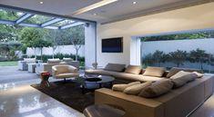 patio moderno con piscina - Buscar con Google