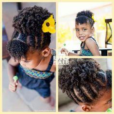 Little girl style idea
