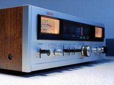 """DENON - TU 500 ,Vintage Audiophile  Stereo Tuner"" !...  http://about.me/Samissomar"