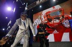 Randy Gregory, former Husker, is now a Dallas COWBOY! Good Luck Randy!