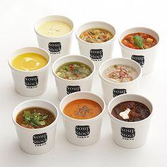Takeaway Packaging, Glass Packaging, Food Packaging Design, Food Poster Design, Food Design, Churros, Hot Food Containers, Yogurt Brands, Food Kiosk