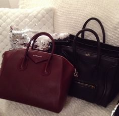Givenchy Antigona and Celine Luggage, Imma buy you two in Gotembo