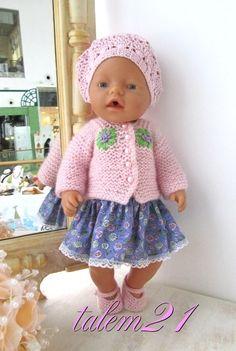 Мои работы для Baby Born www.livemaster.ru...
