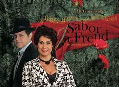 Sabor a Freud (Juan Alba e Ângela Dip)
