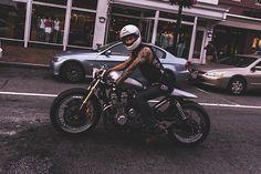 Honda CB750:: Rumblesmith. | 8negro