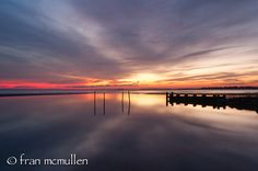 A night of color in Old Saybrook, CT