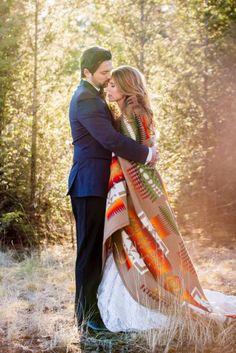 Gorgeous woodland inspired wedding   http://calgarybride.ca/cb-blog/real-weddings-engagements/mountain-rustic-wedding/