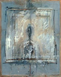 Fondation Giacometti  - I so admire how he understood space so well.  No negative space here!