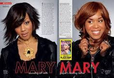 erica campbell hairstyles on mary mary - Google Search