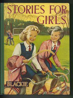 STORIES FOR GIRLS - Blackie 1940s | eBay