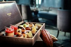 The Ritz Carlton, Hong Kong and renowned chocolatier Jean-Paul Hévin create a South American afternoon tea voyage in honor of the 2014 World Cup