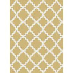 Tayse Rugs Metro Yellow 7 ft. 10 in. x 10 ft. 3 in. Contemporary Area Rug-1033 Yellow 8x10 at The Home Depot