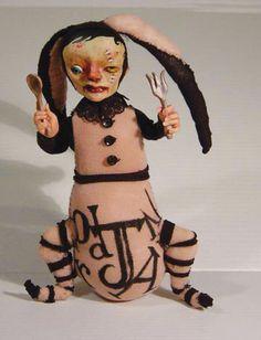 Wooded Woods - OOAK Art Dolls - Gallery