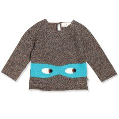 Gifts for Babies, Kids, Tweens, and Teens - Baby alpaca wool sweater from #InStyle