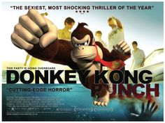 Donkey Kong Punch. . . I'm not really sure I want to think about this.