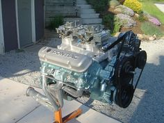Pontiac 455