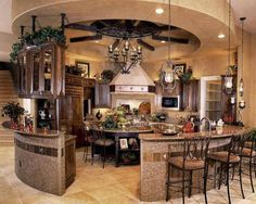 #kitchens #uniquekitchens
