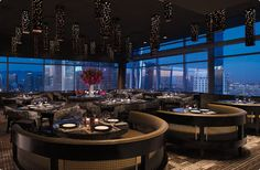 WP24 by Wolfgang Puck  5-7 $24 for a 3-course meal. 24th floor  900west olympic boulevard, la