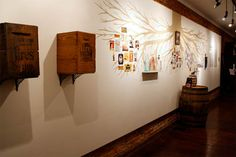 Quench Your Curiosity: Roots of Root Beer Exhibit @ Art in the Age - early writing - www.uwishunu.com #philadelphia #thingstodo