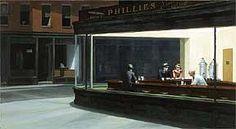 Neue Sachlichkeit New Functionalism la Nouvelle Objectivité nuevo (m) funcionalismo  Edward Hopper