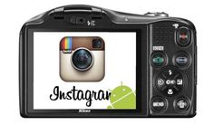 The Nikon Android Instragram Integrated System is Handy #socialmedia #kids trendhunter.com