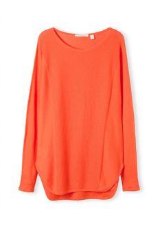 60167680 ~ Sunset Orange ~ 1.Hanger Trenery S14