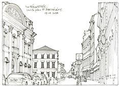 Liège, rue Féronstrée