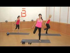barre3 online workout video: barre3 Turbo in 10 with Kait Hurley - YouTube