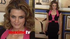 Stana Katic ► 2014 Writers Guild Awards LA Show Red Carpet - #Castle
