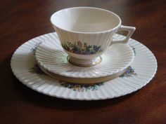 Lenox China RUTLEDGE  Lunch for One! by BucketListGarnishes on Etsy