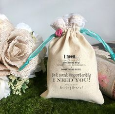 Personalized Bridesmaid - Maid of Honor Proposal Vintage, Save the date- Bridal Shower, Wedding, Favor Bag Pouch Thank You-Drawstring Cotton by SpanishVelvet on Etsy