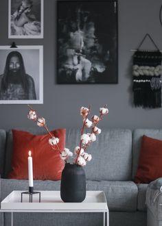 Endringer på stueveggen og noen gode tips • HVITELINJER BLOGG -    #interior #interiør #interiordesign #interiors #scandinavian #moderninteriordesign #livingroom #housedoctor #bolia #lovewarriors