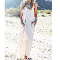 Spring Boho outfits means cozy, chic & comfy spring & summer dresses. If you love boho dresses, then these Spring & summer outfits are your best bet! Hippie Style, Gypsy Style, Bohemian Gypsy, Boho Chic Style, Ibiza Style, Bohemian Style Clothing, Ethnic Style, Boho Dress, Dress Skirt