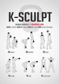 K-Sculpt Workout