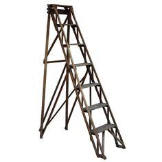 Dunn Ladder - English Circa 1900